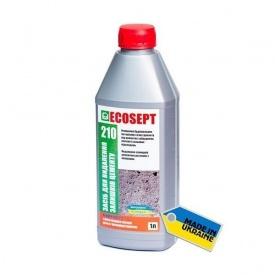 Средство для удаления остатков цемента и бетона Ecosept 210 1 л