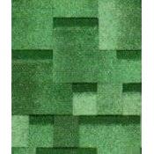 Битумная черепица RoofShield Премиум Модерн 23 нежно-зеленый