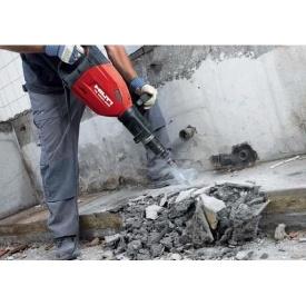 Демонтаж бетонных фундаментов