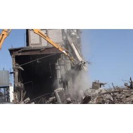Демонтаж виробничого цеху