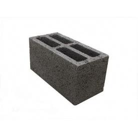 Блок керамзитобетонный М-75 190х190х390 мм