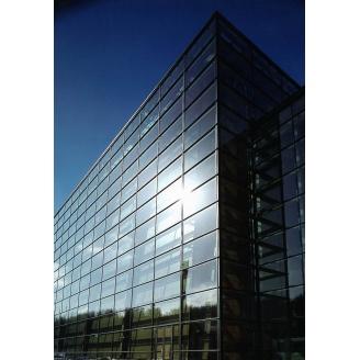 Монтаж светопрозрачного фасада по системе Стандартное остекление под заказ