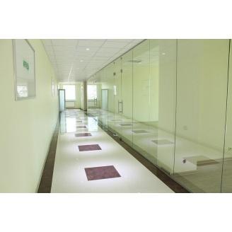 Изготовление стеклянных перегородок для офисов под заказ