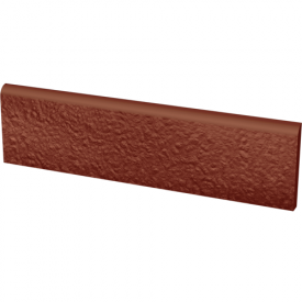 Цоколь клінкерна структурний PARADYZ NATURAL ROSA 30х8,1 см