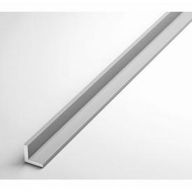 Уголок алюминиевый АД31 40х40х2х3000 мм