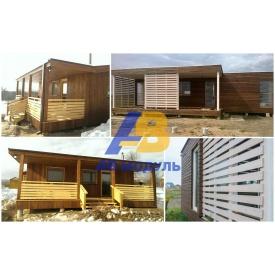 Модульний будинок за технологією PREFAB 20 м2