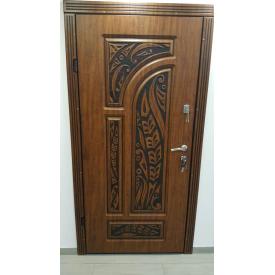 Двери входные бронированные УкрДвері 1,5 мм