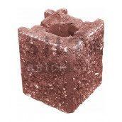Камінь навісний кутовий Сілта-Брік Еліт 24 129х150х129 мм