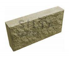 Цокольная плитка Силта-Брик Цветная 25-4 390х190х70 мм