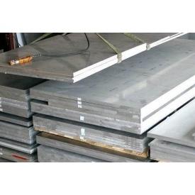 Плита алюминиевая Д16 80х1200х3000 мм