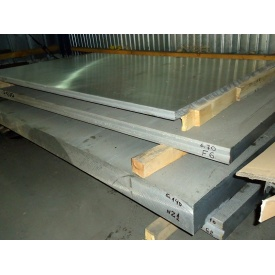 Алюминиевая плита Д16 90х1200х3000 мм