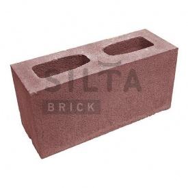 Блок гладкий Сілта-Брік Кольоровий 24-2 390х190х140 мм