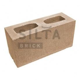 Блок гладкий Сілта-Брік Еліт 39 390х190х140 мм