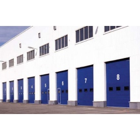 Промышленные ворота Дорхан 4750х3000 мм