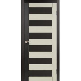 Двери межкомнатные Корфад PORTO COMBI COLOR PC-03 600х2000 мм