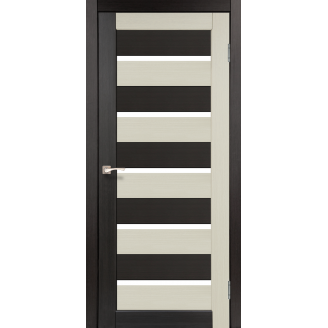 Двери межкомнатные Корфад PORTO COMBI COLOR PC-05 600х2000 мм