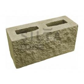 Блок декоративный Силта-Брик Цветной 25-4 390х190х140 мм