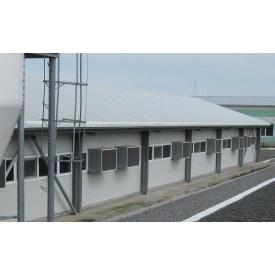 Строительство животноводческой фермы