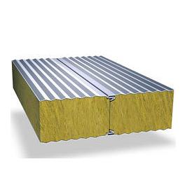 Сендвич-панель Промстан с наполнителем из минеральной ваты 200 мм