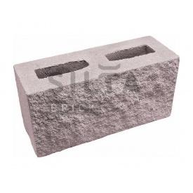 Блок декоративный Силта-Брик Элит 34-07 390х190х140 мм