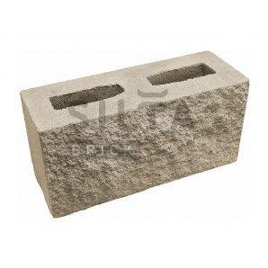 Блок декоративний Сілта-Брік Еліт 38 390х190х140 мм