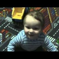 Детский ковролин Big City Бельгия