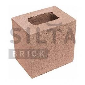 Полублок гладкий Силта-Брик Элит 38-24 190х190х140 мм