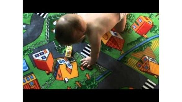 Дитячий ковролін Corsair
