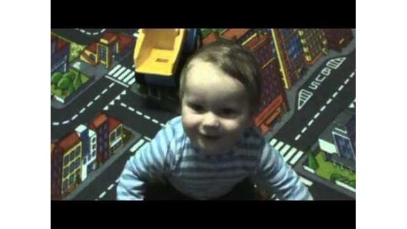 Дитячий ковролін Big City Бельгія