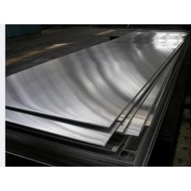 Алюминиевый лист АМг2 мягкий 1,0х1500х4000 мм