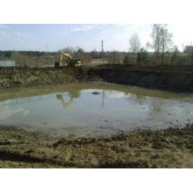 Выкопать пруд на участке