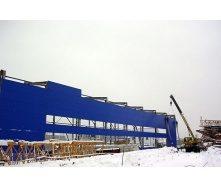 Будівництво виробничих будівель