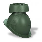 Фановый выход Wirplast Normal K83 110х265 мм зеленый RAL 6020
