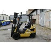 Оренда автонавантажувача CAT DP15NT 3290 мм 1500 кг б/в