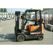 Оренда навантажувача Doosan G15G 4500 мм 1500 кг б/в