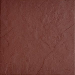 Підлогова плитка Cerrad структурна 300х300х9 мм burgund