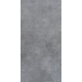 Плитка Cerrad Batista ректифікована гладенька 300х600х8,5 мм steel