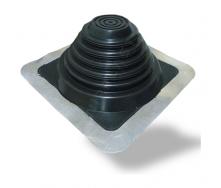 Фланцеве ущільнювач Wirplast Sealing Flange U3 63-102 мм чорний RAL 9005