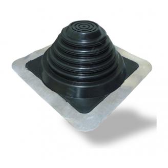 Фланцевый уплотнитель Wirplast Sealing Flange U3 63-102 мм черный RAL 9005