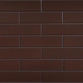 Фасадна плитка Cerrad гладка 245х65х6,5 мм braz глазурований