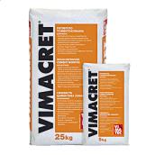 Полимерцементная ремонтная смесь VIMATEC VIMACRET 25 кг серая