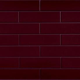 Фасадна плитка Cerrad гладка 245х65х6,5 мм wisnia глазурований