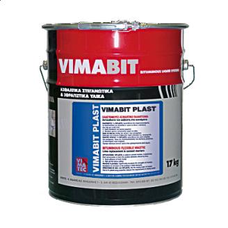 Битумная гидроизоляционная эмульсия VIMATEC VIMABIT PLAST 18 кг