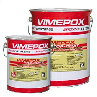 Двухкомпонентная эпоксидная система VIMATEC VIMEPOX TOP-COAT 10 кг