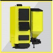 Твердотопливный пеллетный котел Kronas Combi 125 кВт