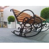 Крісло-гойдалка Ручна робота XXI Століття 2-х місцевий 800х1000 мм