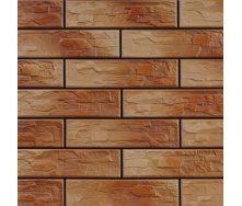Плитка фасадная Cerrad CER 8 bis структурная 300x74x9 мм mocca