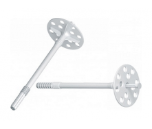 Дюбель-зонт Вік Буд пластиковий 1 сорт 10х140 мм