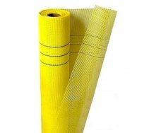 Сітка ВІК БУД скловолоконна 5х5 мм жовтий