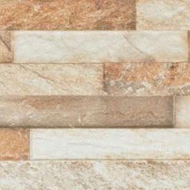 Фасадна плитка Cerrad Kallio структурна 450x150x9 мм amber